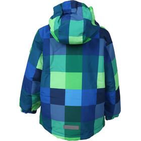 Color Kids Dikson - Veste Enfant - vert/bleu